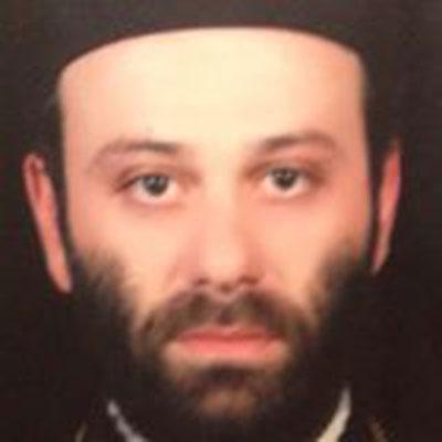 Αρχιμανδρίτης Δαμασκηνός Δαμιανάκης, προϊστάμενος του Προσκυνηματικού Ναού Αγίας Βαρβάρας Αιγάλεω