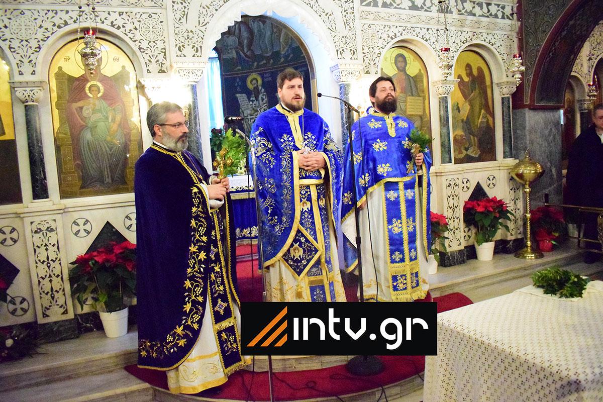 Φωτογραφίες - Ι. Ναός Αγίου Νικολάου Γλυφάδας - Θεία Λειτουργία των Θεοφανείων